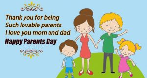 Happy Parents Day Pic