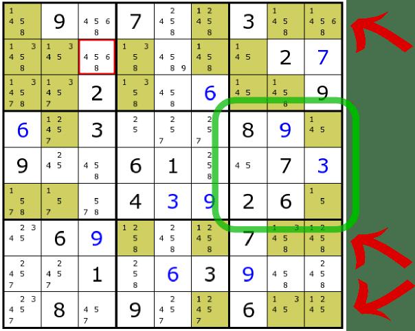 Hard Sudoku Hints