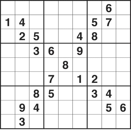 Hard Sudoku Play