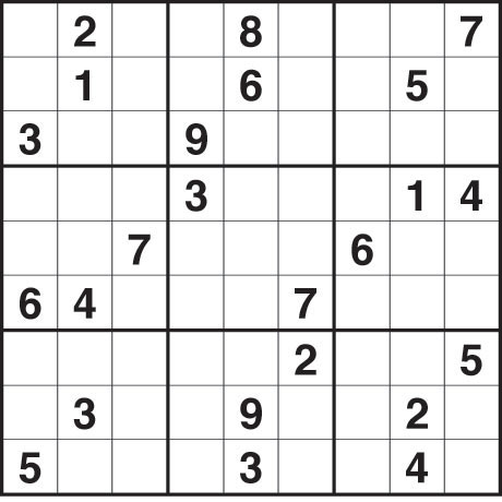 Hard Sudoku Puzzle – Quote Images HD Free