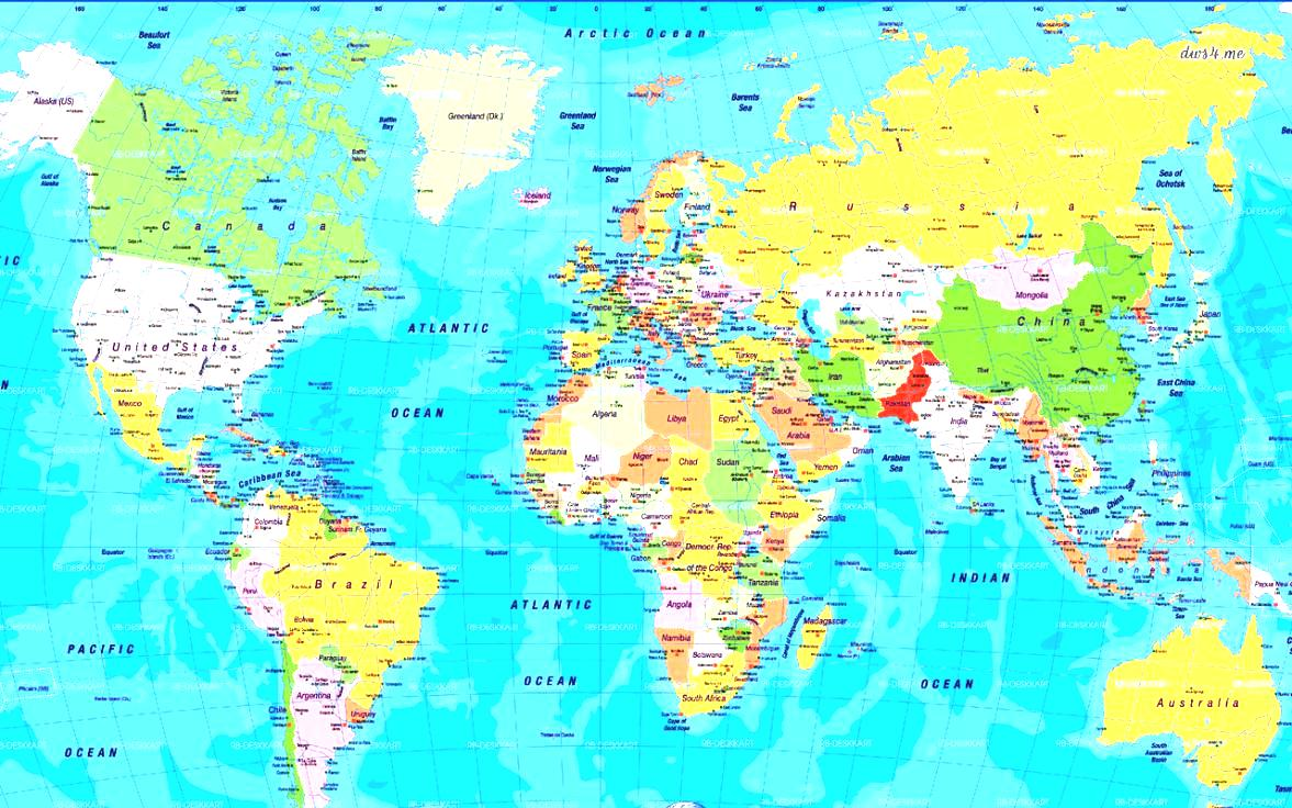 International Map hd
