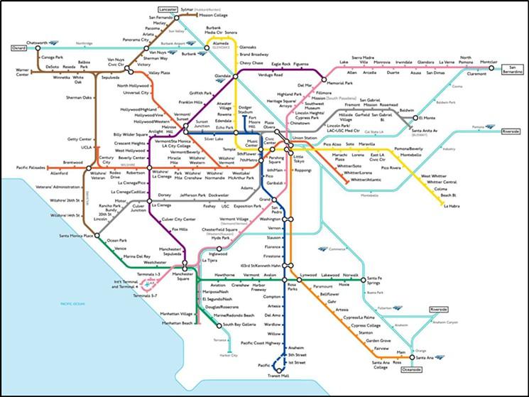 La Map Metro