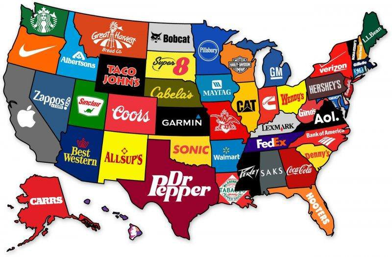 Map of Florida Funny