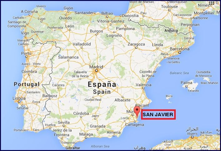 Map of spain google free hd images map of spain google gumiabroncs Gallery