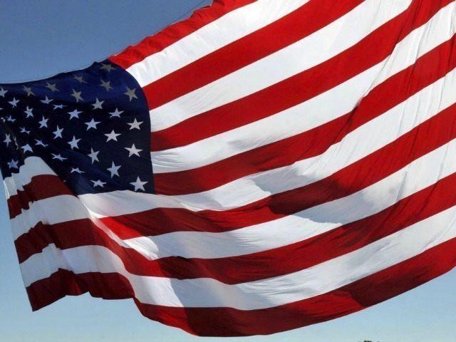Memorial Day Flag Photo