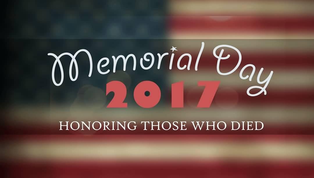 Memorial Day Image 2017 Online