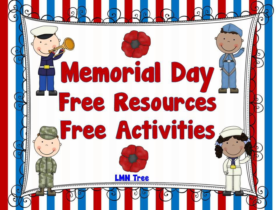 Memorial Day Picture Printable