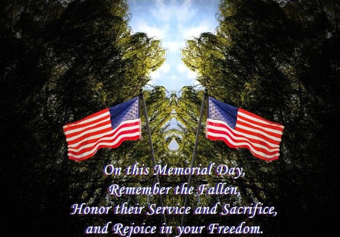 Memorial Day Poem Free