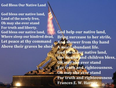 Memorial Day Poem Prayers