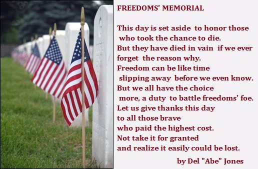 Memorial Day Poem