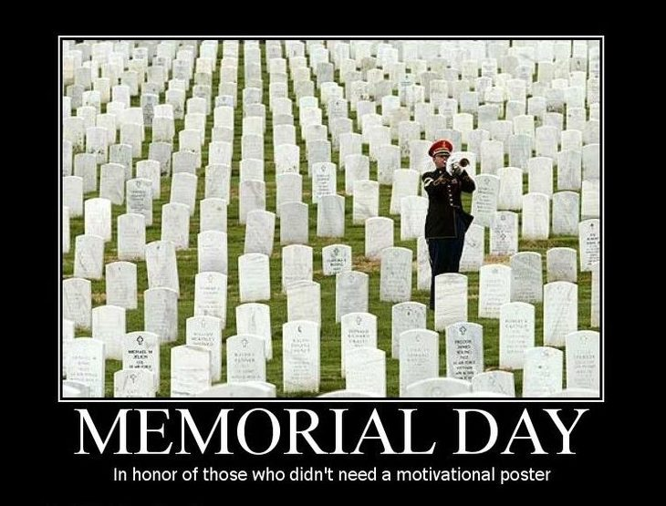 Memorial Day Poster Free