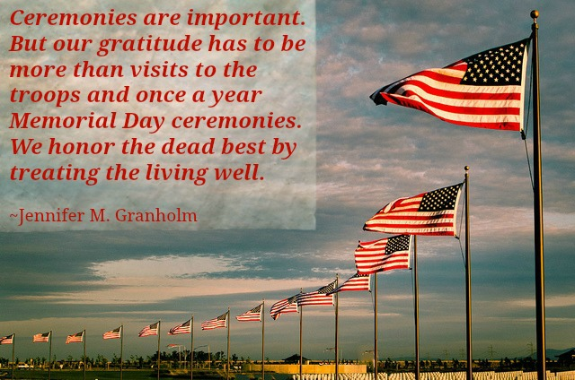 Memorial Day Quotes an Sayings