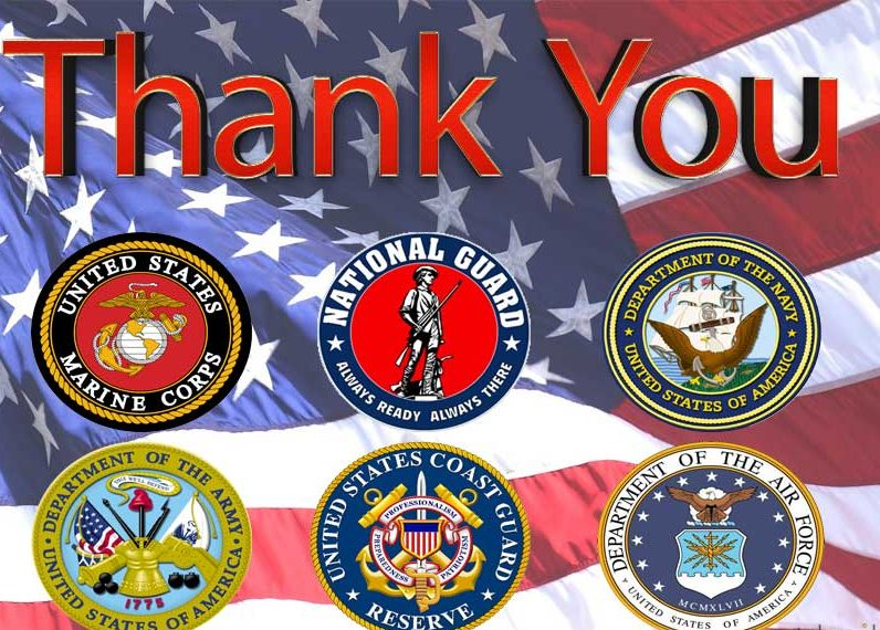 Memorial Day Thank You Picture