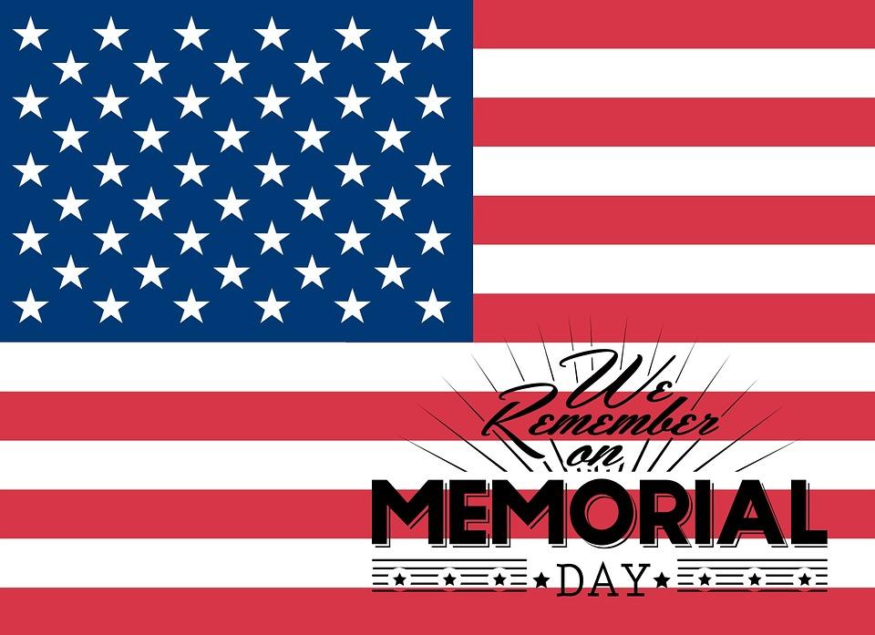 Memorial Day USA 2017