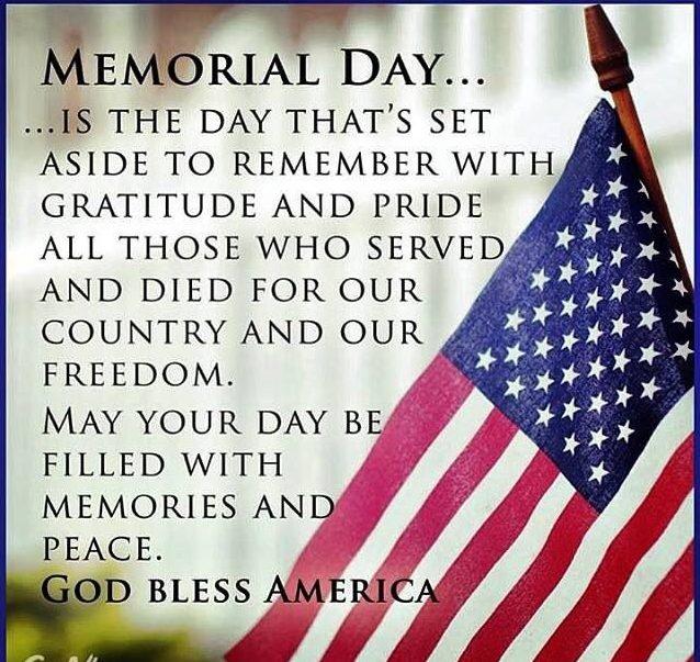 Memorial Day USA Quotes
