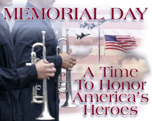 Memorial Day Wishes Message