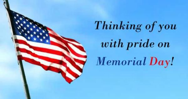 Memorial Day Wishes Online