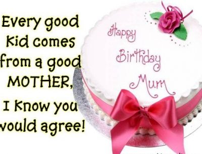 Message for Mother Birthday