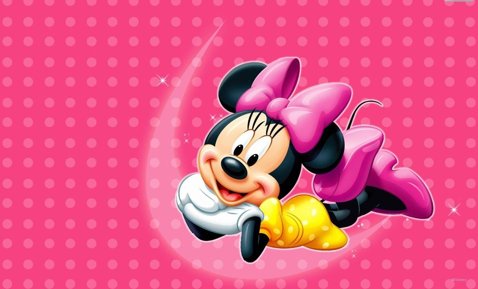 Minnie Mouse Background