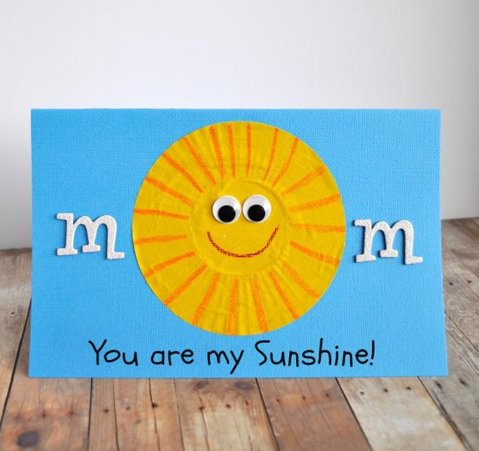 Mothers Day Craft Card