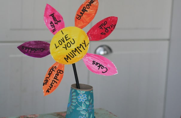 Mothers Day Craft Children