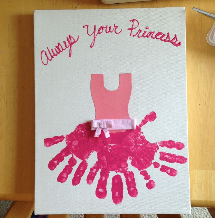 Mothers Day Craft Photo