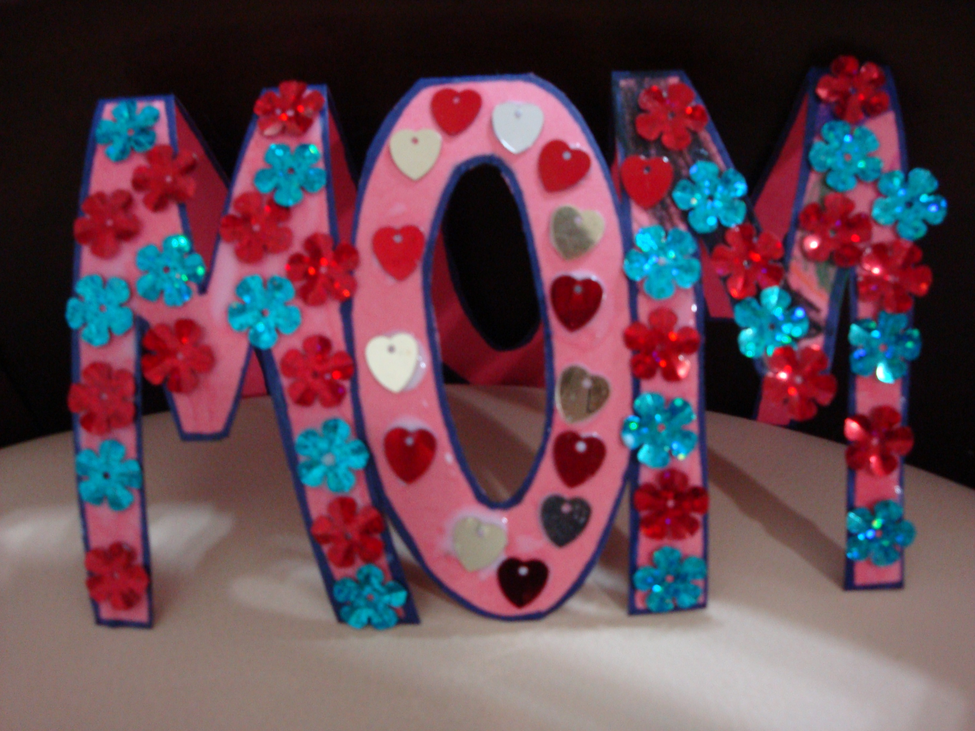 Mothers Day Craft Picture