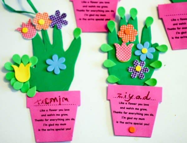 Mothers Day Flower Poem