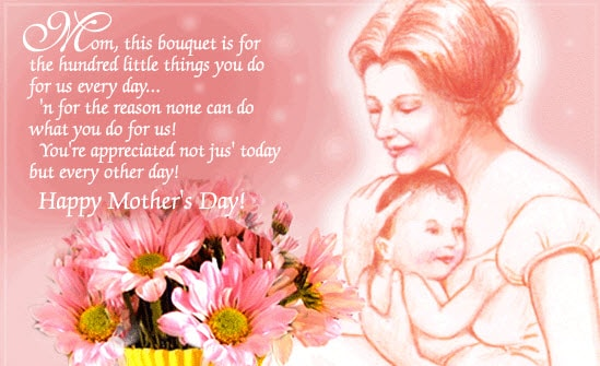 Mothers Day Gifts Card