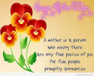 Mothers Day Greeting Words