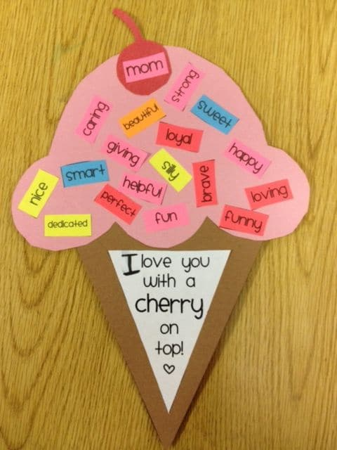 Mothers Day Idea For Kids