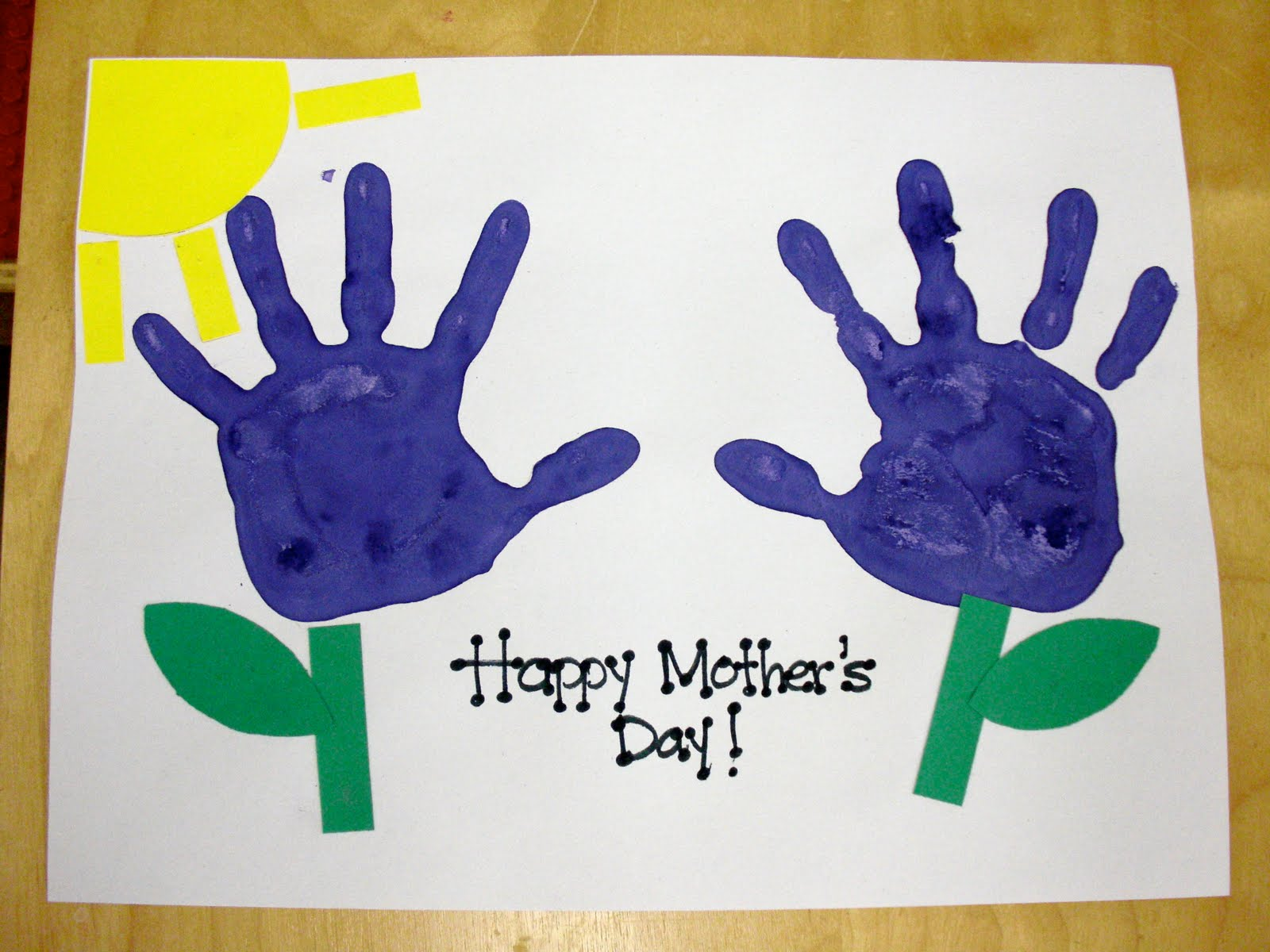 Mothers Day Ideas For Children