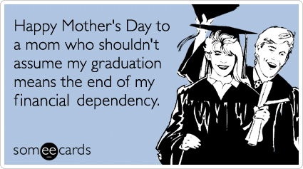 Mothers Day Message Funny