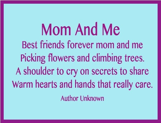 Mothers Day Poem Short