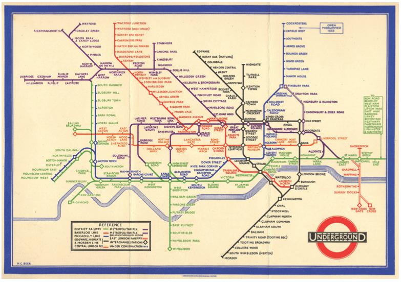 NY Map Subway