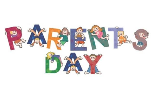 National Parents Day Banner Image
