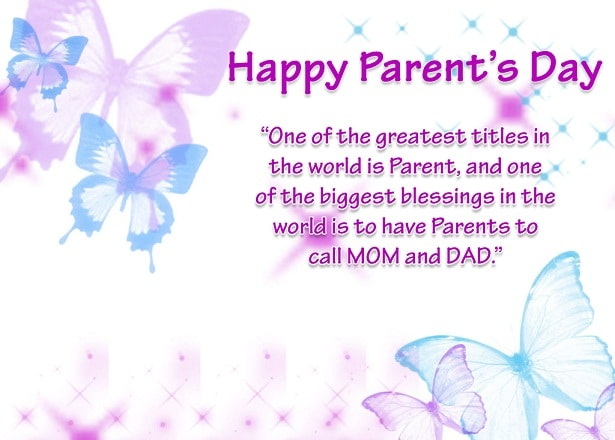 National Parents Day Best Quotes