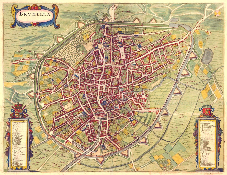 Old Citymaps