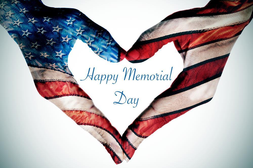 Online Happy Memorial Day Image