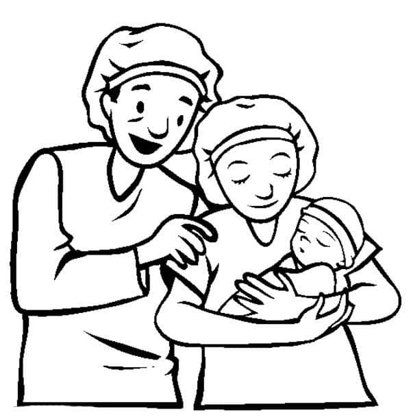 Online Parents Day Drawing