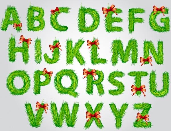 Stylish Alphabet