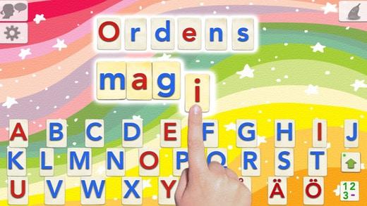 Online Swedish Alphabet