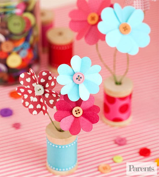 Parents Day Arts And Crafts Idea