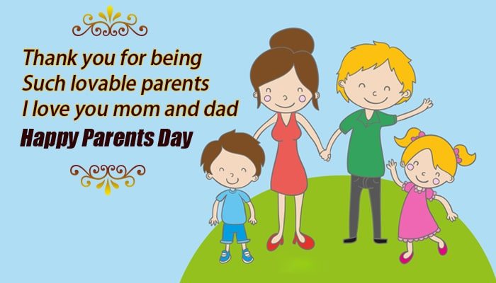Parents Day Background & Banner