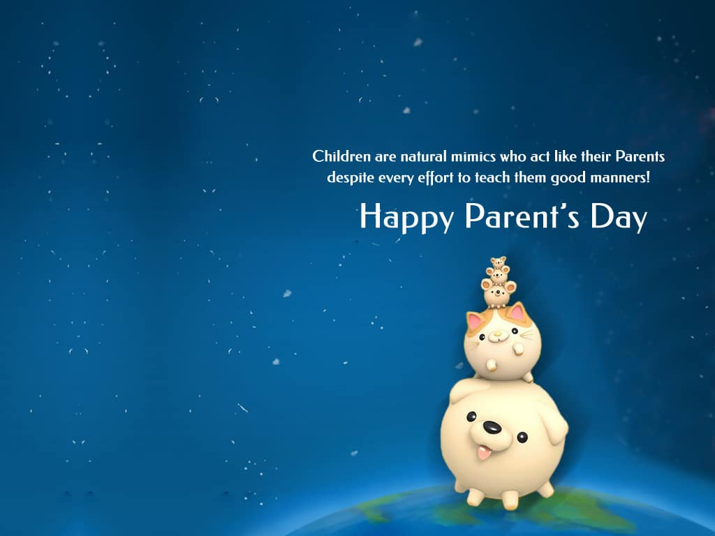 Parents Day Background & Banner Pic