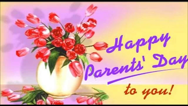 Parents Day Background Image