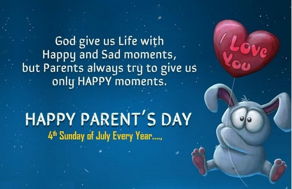 Parents Day Banner Picture