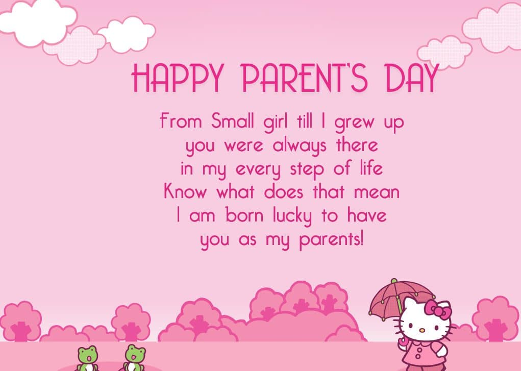Parents Day Best Quotes English