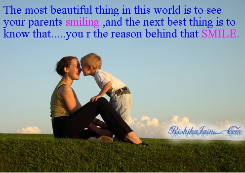 Parents Day Best Quotes Image English