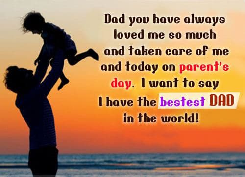 Parents Day Best Quotes In English